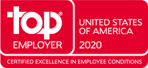 Top Employer graphic