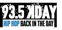 KDAY Logo